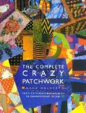 The Complete Crazy Patchwork BK-C135