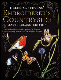 Helen M. Stevens' Embroiderer's Countryside book