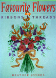 Favorite Flowers In Ribbon andThreads