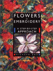 Flowers for Embroidery