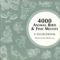 4000 Animal, Bird & Fish Motifs: A Sourcebook (line drawings)