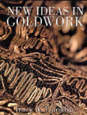 New Ideas in Goldwork book