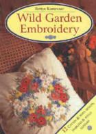 Wild Garden Embroidery book