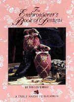 The Embroiderer's Book of Designs Book by Lee Lockwood bke107