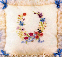 Brazilian Embroidery Design: Daughters Delight