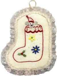 JDR 363 Christmas Stocking