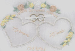 Brazilian Embroidery Design Lasting Memories