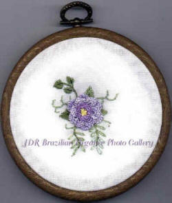 Sunshine's Treasures Brazilian Dimensional Embroidery Pattern ST 15
