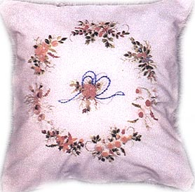 Spring Time Blossoms Brazilian Embroidery Designs