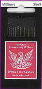 Richard Hemming #9 Milliner Needles  12/package