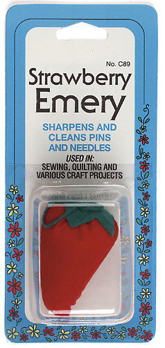 Strawberry Emery by Collins