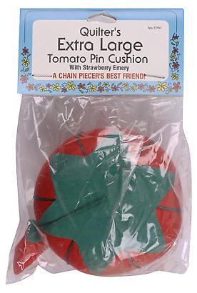 Tomato Pin Cushion by Collins