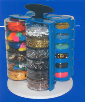 Stow and Go Quad Bead Storage System