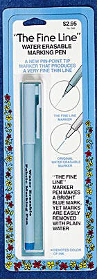 Collins Fine Line Water Erasable Pen