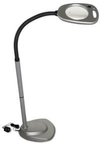 Mighty Bright LED Magnifier Standing Lamp
