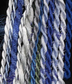 Wintery Colors of EdMar Threads