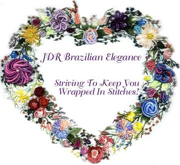 JDR Brazilian Embroidery Elegance